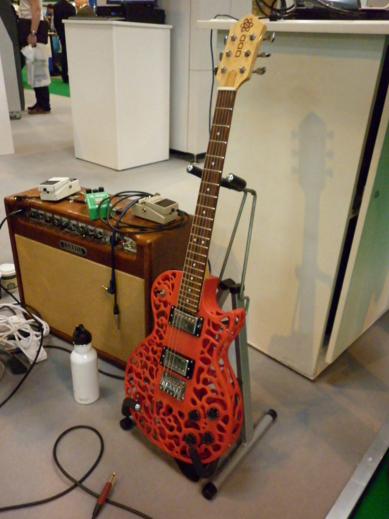 Esempio di prototipazione rapida al TCT Show 2013